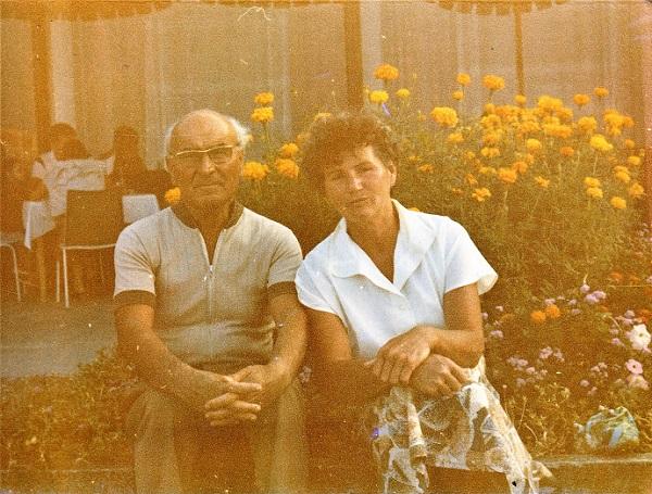 Петър Василев: 62 години неразделни със съпругата Мария