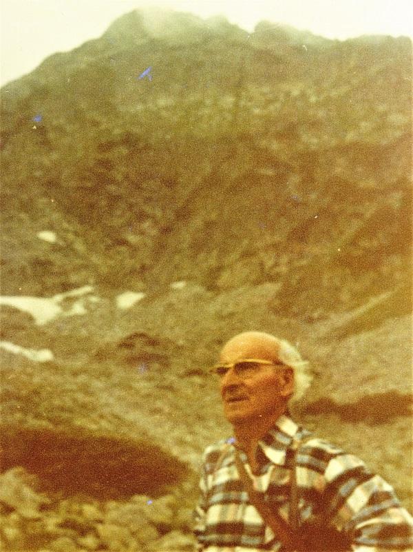 Петър Василев: Голям любител на природата и планините